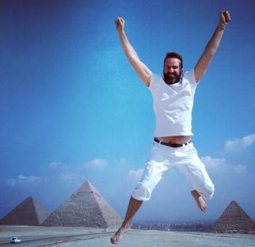 Conrado López • Viagens Sagradas • Egito & Jordânia • JUN 2019