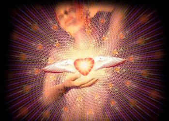 Vibrando desde o coração