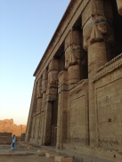 Templo Dandara Viagem Egito Multidimensional Jan 2015