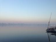Rio Nilo - Viagem Egito Multidimensional - Jan 2015