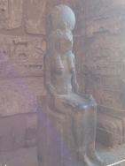 Deusa Sekhmet - Viagem Egito Multidimensional - Jan 2015