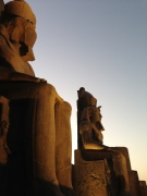 Templo de Luxor - Viagem Egito Multidimensional - Jan 2015