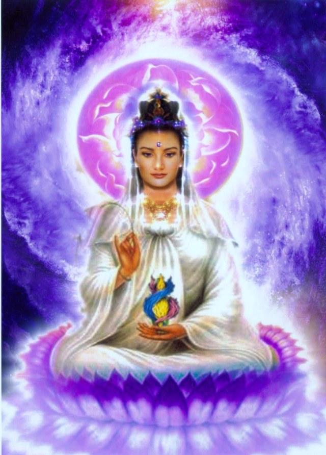 7º Raio: Deusa Kuan Yin