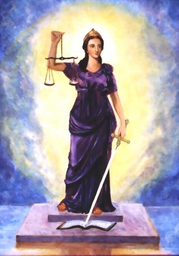 6º Raio: Pórtia, Deusa da Justicia e Oportunidade