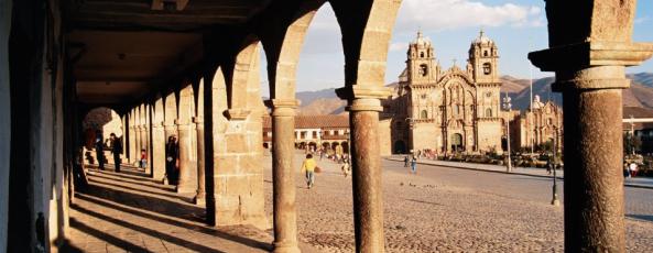 Praça de Armas Cusco