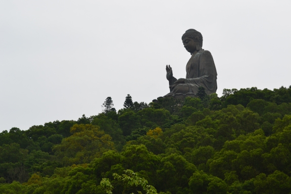 Hong Kong - The Big Buda
