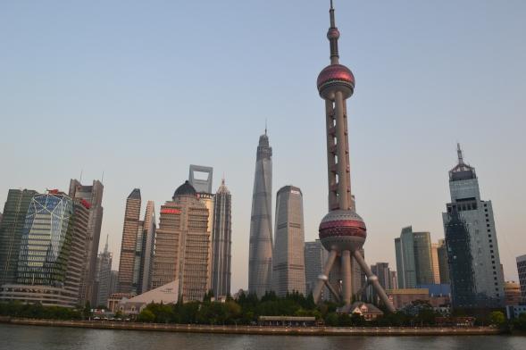 Shanghai - Skyline - China