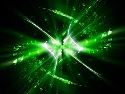 Raio Verde Esmeralda