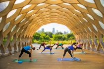 8/9/13 9:35:22 AM Lincoln Park Zoo Yoga Class © Todd Rosenberg Photography 2013