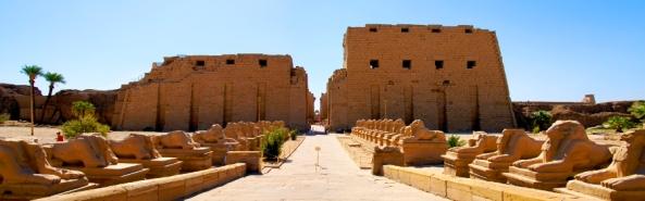 Templo de Karnak • Rota Sagrada: Egito & Jordânia Jun 2019