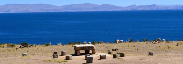 Rota Sagrada: Lago Titicaca e Tiwanacu • Setembro 2016