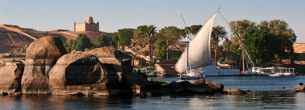 Ilha Elefantina • Rota Sagrada: Egito & Jordânia Jun 2019