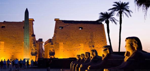 Templo de Luxor • Rota Sagrada: Egito & Jordânia Jun 2019