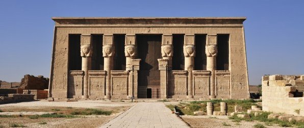 Templo Dendera • Rota Sagrada: Egito & Jordânia Junho 2019
