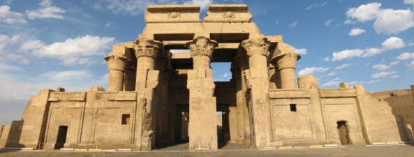 Templo Kom Ombo • Rota Sagrada: Egito & Jordânia Jun 2019