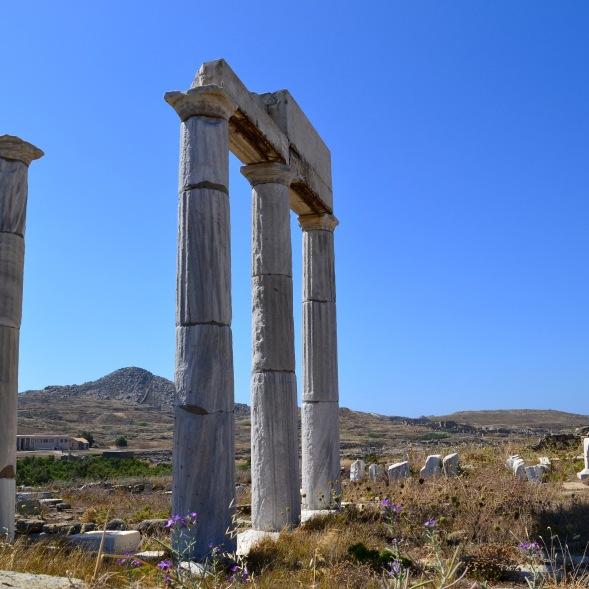 Delos- Grecia