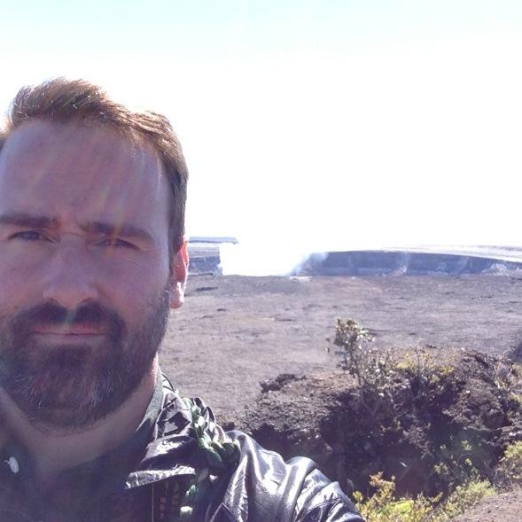 Volcano Kilauea • Maui • Hawa'ii