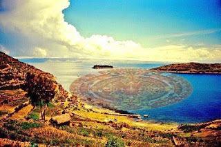 disco-solar-no-lago-titicaca