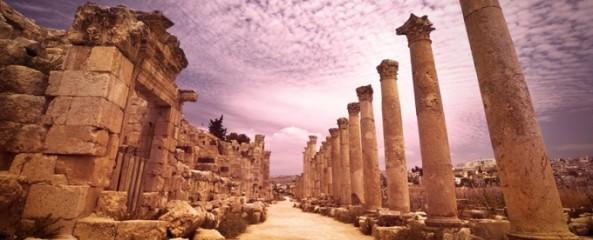 Jerash • Viagens Sagradas • Egito & Jordânia • JUN 2019