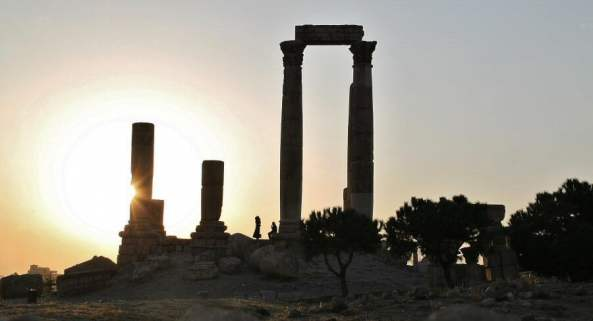 Templo de Hercules • Amman • Viagens Sagradas • Egito & Jordânia • JUN 2019