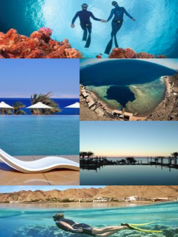 Dahab • Mar Vermelho • Viagens Sagradas • Egito & Jordânia • JUN 2019