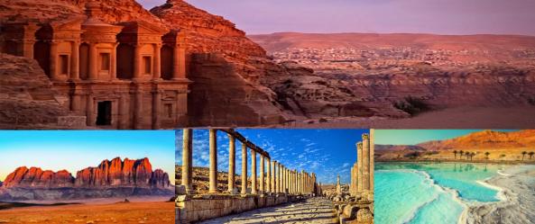 Jordânia • Viagens Sagradas • Egito & Jordânia • JUN 2019