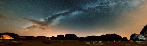 Noite no deserto Wadi Rum • Viagens Sagradas • Egito & Jordânia • JUN 2019