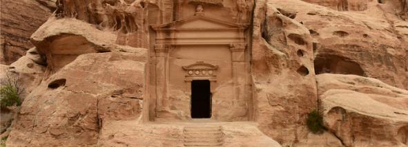 Pequena Petra • Viagens Sagradas • Egito & Jordânia • JUN 2019