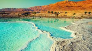 Mar Morto • Viagens Sagradas • Egito & Jordânia • JUN 2019