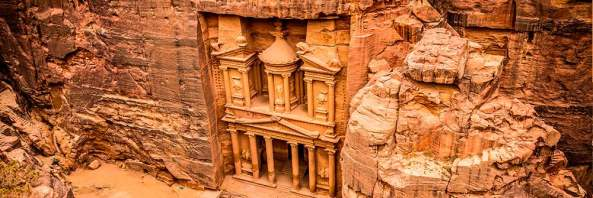 Petra • Viagens Sagradas • Egito & Jordânia • JUN 2019