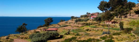 Amantani • Viagens Sagradas • Lago Titicaca com Conrado López