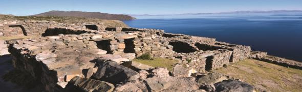 Ilha do Sol • Viagens Sagradas • Lago Titicaca com Conrado López