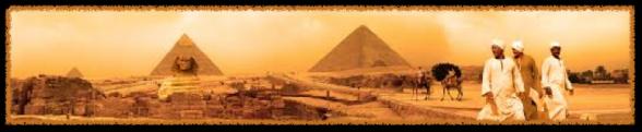 Egito Março 2020 • Viagens Sagradas com Conrado López • Inunssui